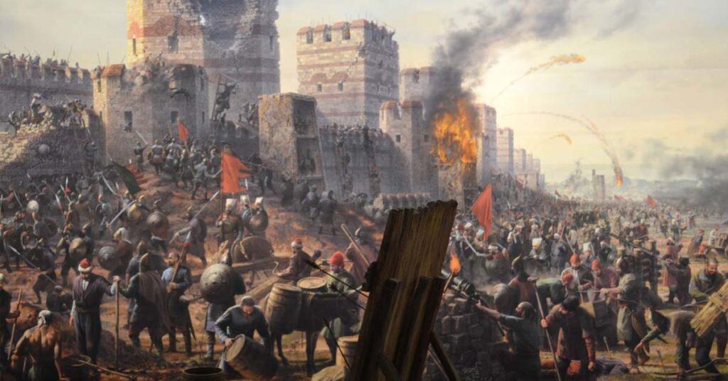 top 10 deadliest wars in history